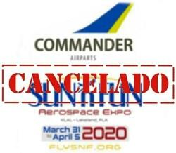 CANCELADO - SUN 'N FUN 2020 com a ALL TOURS - Florida-EUA / AEROJOTA Classificados Aeronáutico
