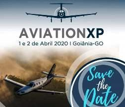 AVIATION XP 2020 - Goiania-GO / AeroJota Classificados Aeronáutico