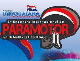 3o. Encontro Internacional de Paramotor Uruguaiana-RS 2020 - Uruguaiana-RS / AeroJota Classificados